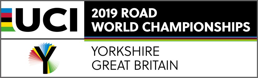 Full routes and race schedule for Yorkshire 2019 UCI Road World Championships announced: 2019-uci-road-wch-logo-cartouche-yorkshire-cmyk-stacked-keylinecopy.jpg