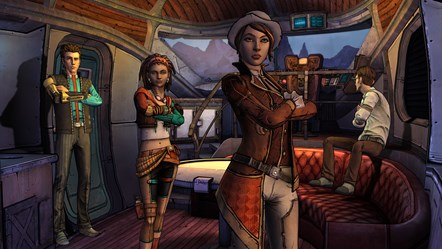 Tales from the Borderlands - Cruising