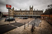 """Major upgrade to Shrewsbury Station praised for creating a """"more accessible and welcoming place"""": ShrewsburyRailStation2018.03.23-15"""