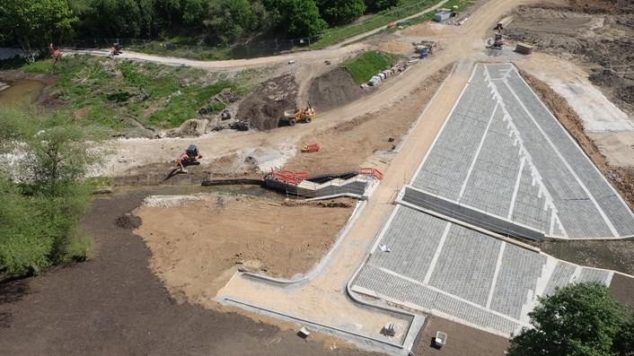Construction progress- After armaflex (May 2020)