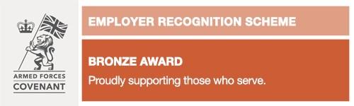NHSBSA gains prestigious award -Bronze banner