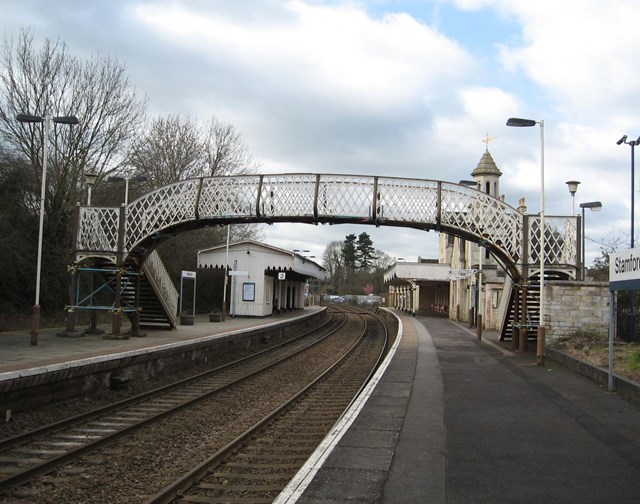 Stamford Station: Stamford Station