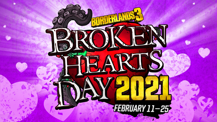 BL3 - Broken Hearts 2021 Logo