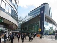 Manchester Piccadilly Station: Exteria view