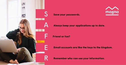 tips for safer internet day