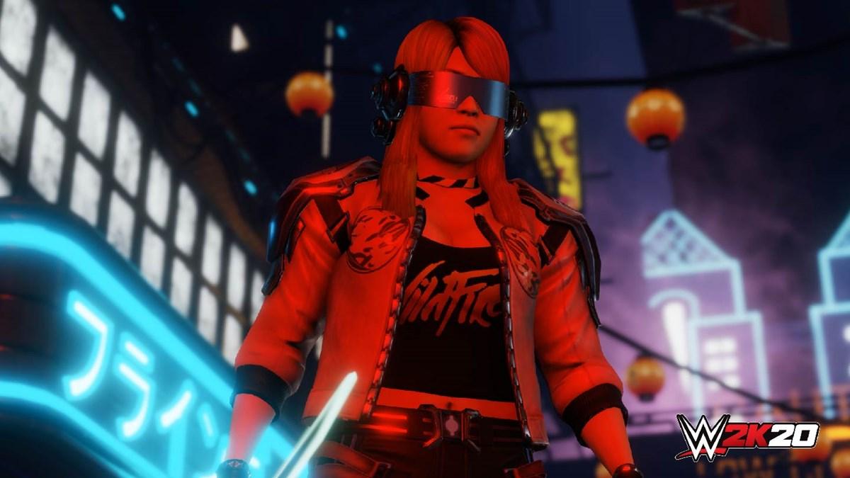 WWE2K20 Originals Empire Of Tomorrow Asuka