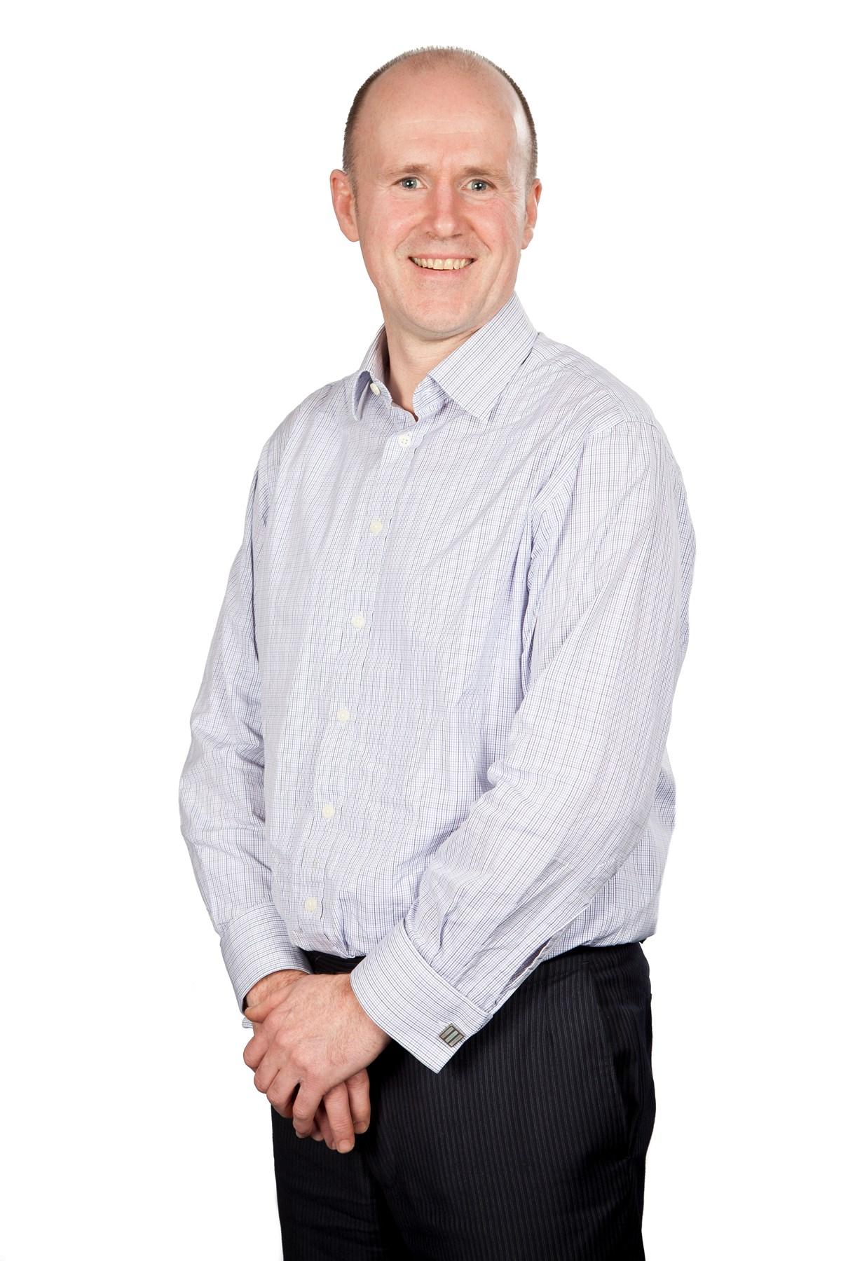 Neil Francis: International Ops Director