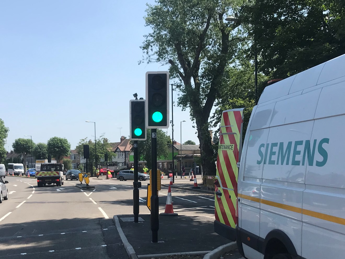 Major traffic equipment and maintenance contract for Siemens Mobility in Scotland: ITS Scotland