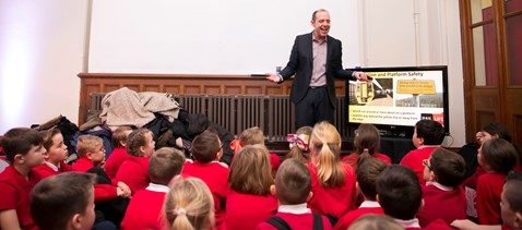Over 40,000 children across Wales and the Borders have received vital rail safety education in the under three years