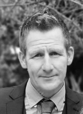 Brian Paynter MBE headshot
