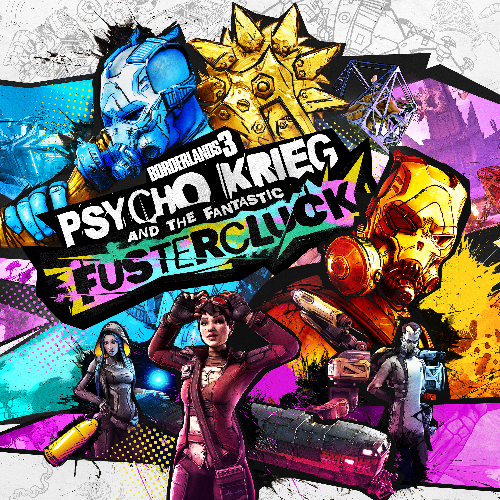 PSYCHO KRIEG AND THE FANTASTIC FUSTERCLUCK