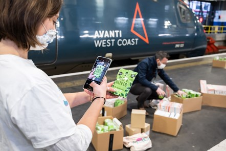 Avanti West Coast Food Donations 2