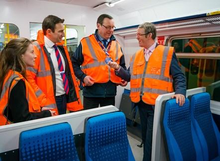 Arriva TrainCare visit 3