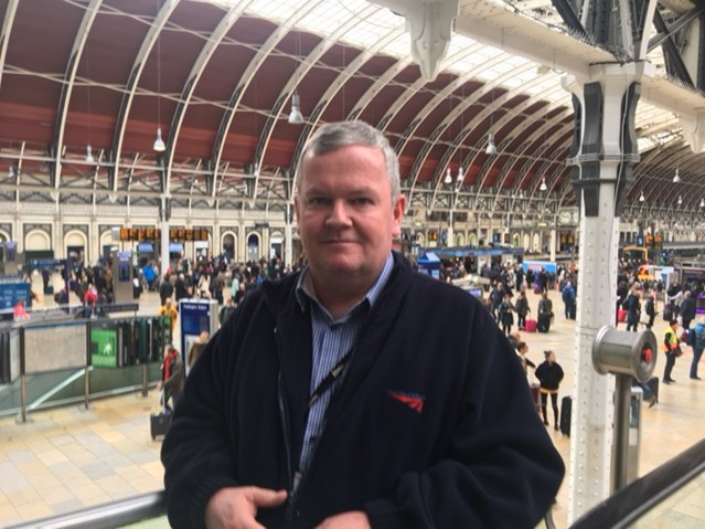 Paddington Station 24/7 returns for second series: Joe Porter