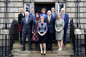 New ministerial line-up unveiled: The Scottish Cabinet