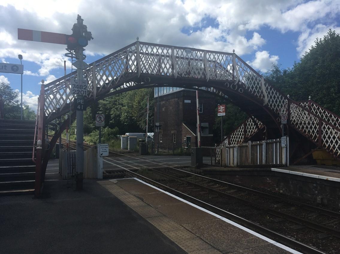 Prudhoe station