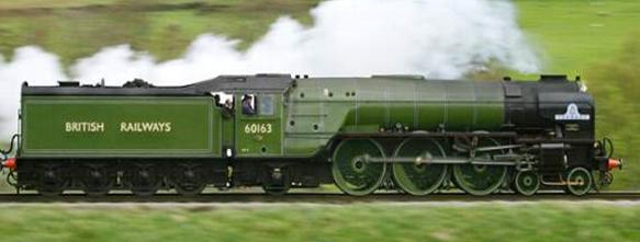 Tornado, photo credit - A1 Steam Locomotive Trust