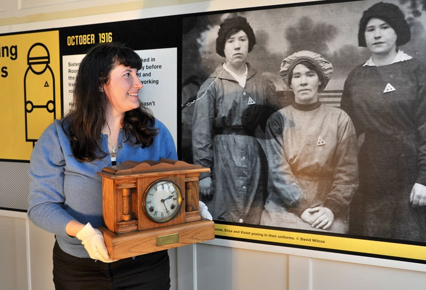 Exhibition pays tribute to Leeds's women of the First World War: dsc_0174.jpg