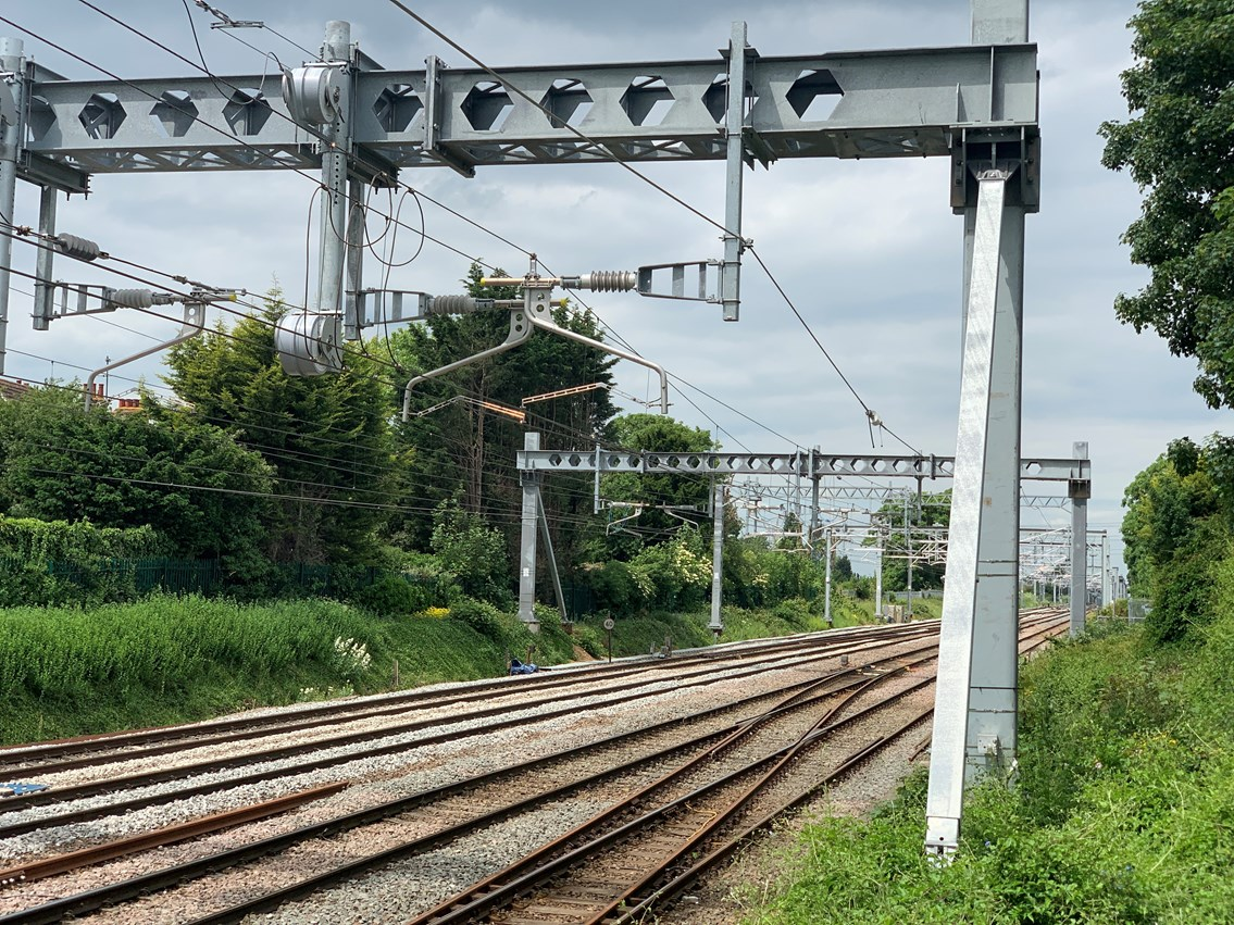 Passengers urged to check their journeys next month as Network Rail carries out vital improvement work on Midland Main Line: Passengers urged to check their journeys next month as Network Rail carries out vital improvement work on Midland Main Line
