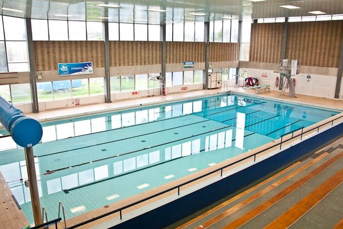 Aireborough Leisure Centre set for £1.2m refurbishment: aireboroleisurecentre.jpg