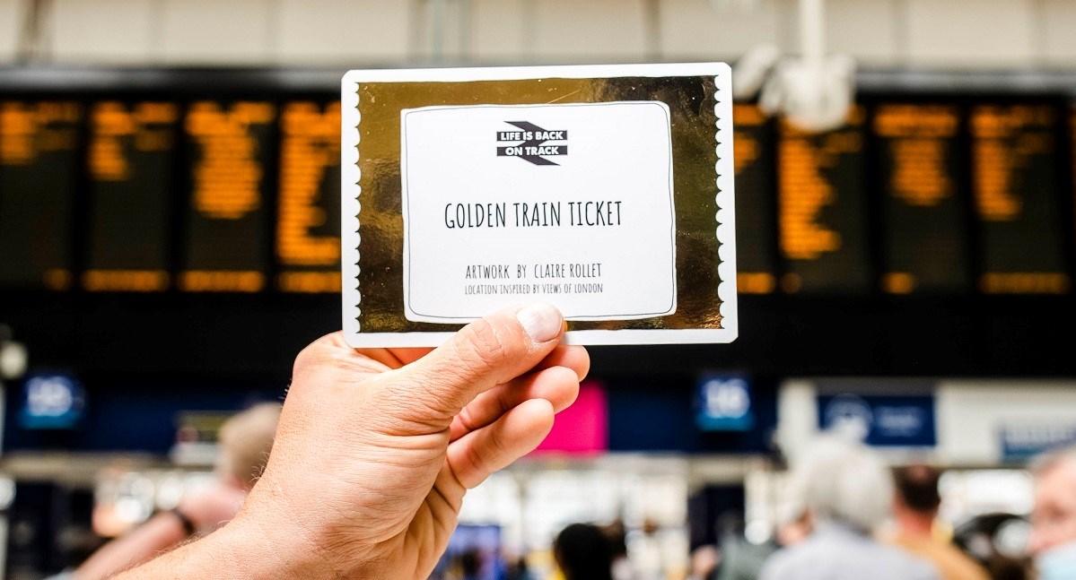 Golden Ticket - Media Centre