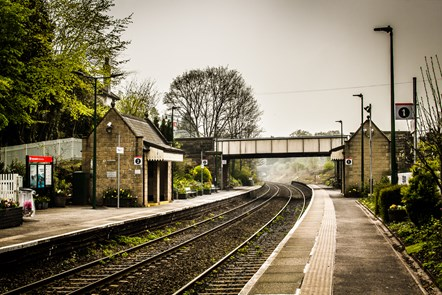 Chirk station buildings