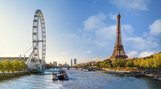 London & Paris: more to love: Paris