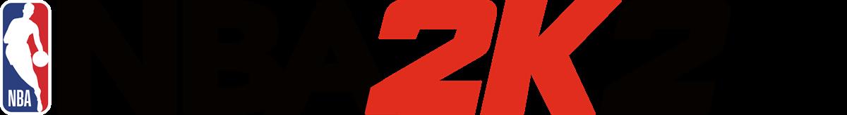 NBA2K22 Logo Black-Red-Black-4