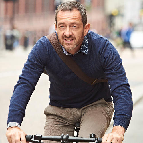 Chris Boardman, GM Cycling and Walking Commissioner