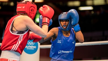 Olympic boxing qualifier to return to London in April 2021: 20200314 LONDON BOXING WOMEN LIGHT-003 1920x1080
