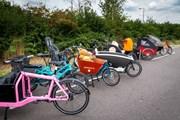 TfL Image - Entrants - Best Cargo Bike - Families