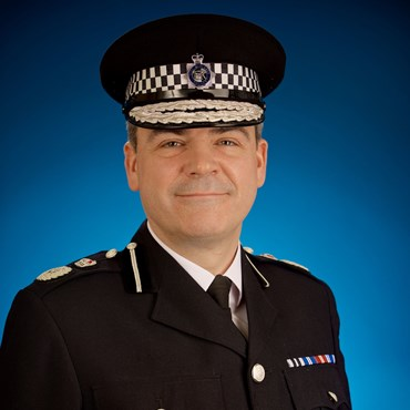 Chief Constable Dave Thompson: Policing is at the tipping point – and we've got to move on from here: Dave Thompson c