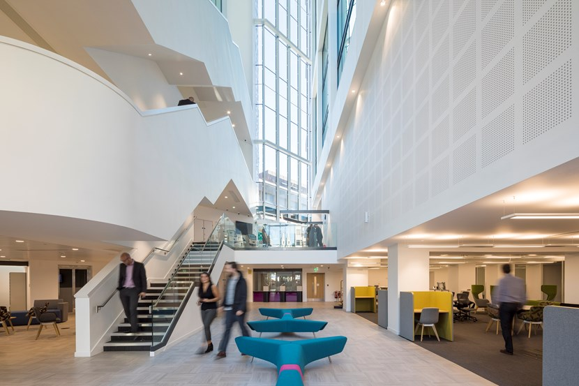 New city centre customer hub opens to the public after Merrion House refurbishment: bdp-0499.jpg