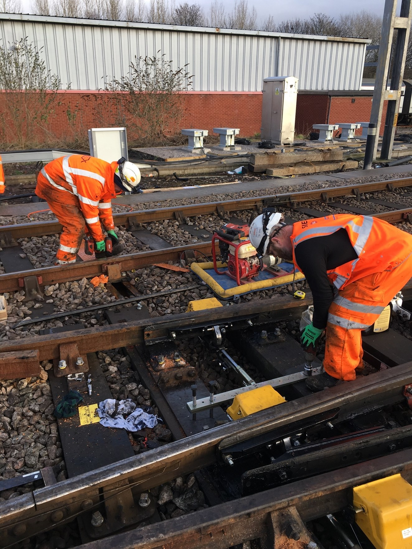 Railway upgrade signals greater reliability for Liverpool train customers: Weaver Wavertree resignalling