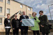 Up to 200 new homes for the Borders: Up to 200 new homes for the Borders