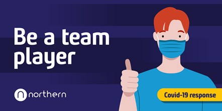Northern calls on customers to be team players: Northern - Be a Team Player