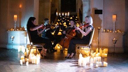 Candlelight quartets