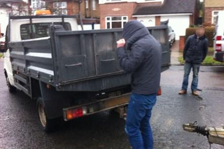 Rogue traders operating in Moray: Rogue traders operating in Moray