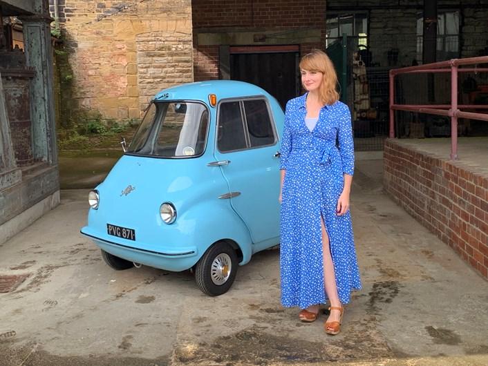 Mini motorised marvel parks up at Leeds museum: img-2985-227479.jpg