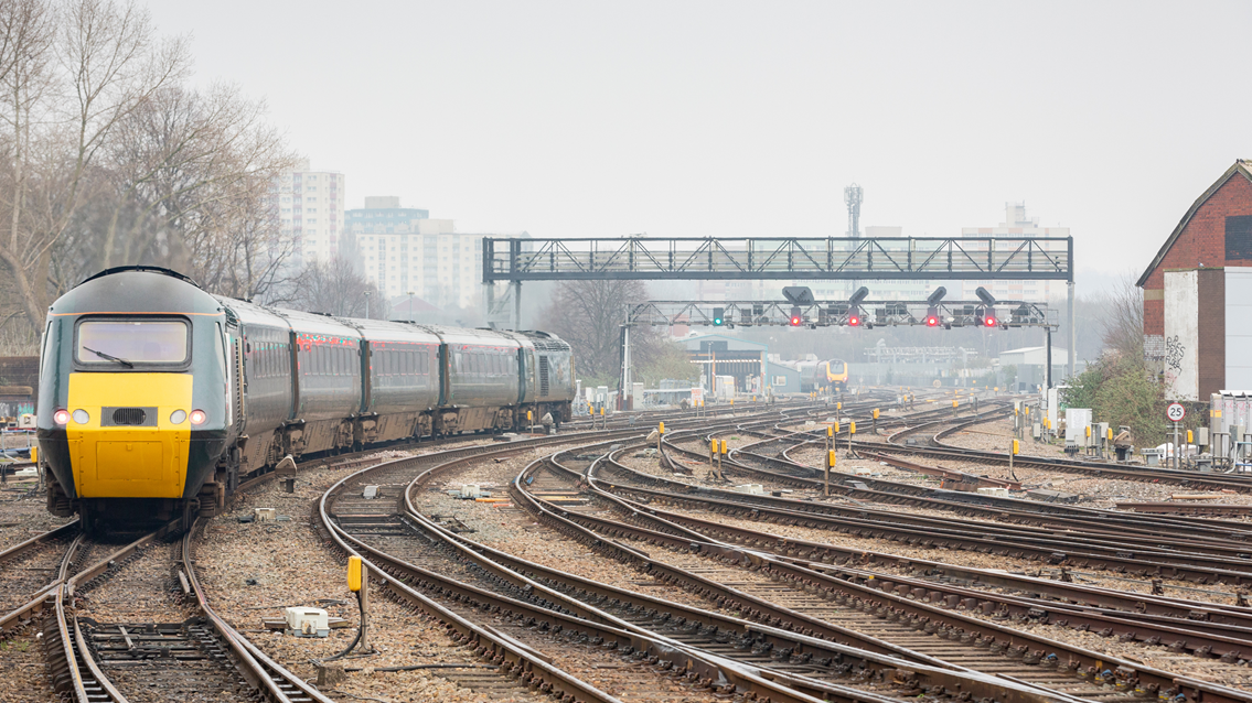 One month to go before work to upgrade a major railway junction in Bristol gets underway: Bristol East Junction web