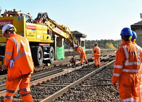 Brighton Mainline Upgrade Ouse Valley Oct 10  (22)