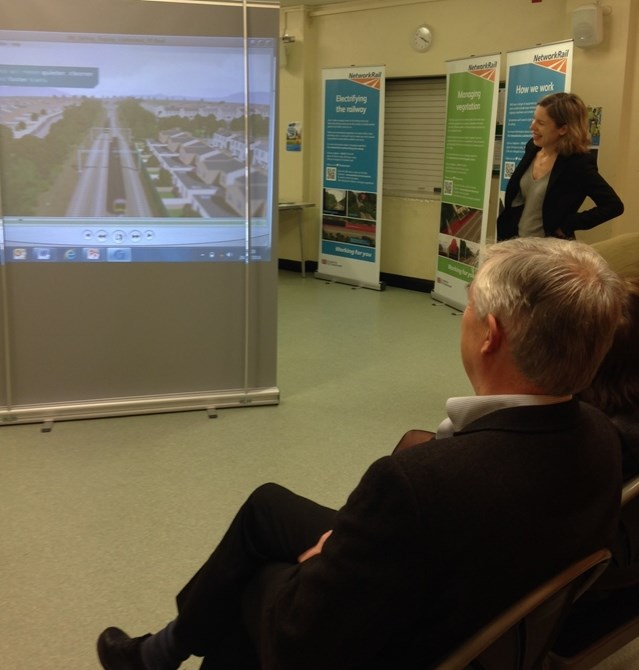 Network Rail to hold public information events in Crossgates, Garforth and Selby: Public Info Event-2