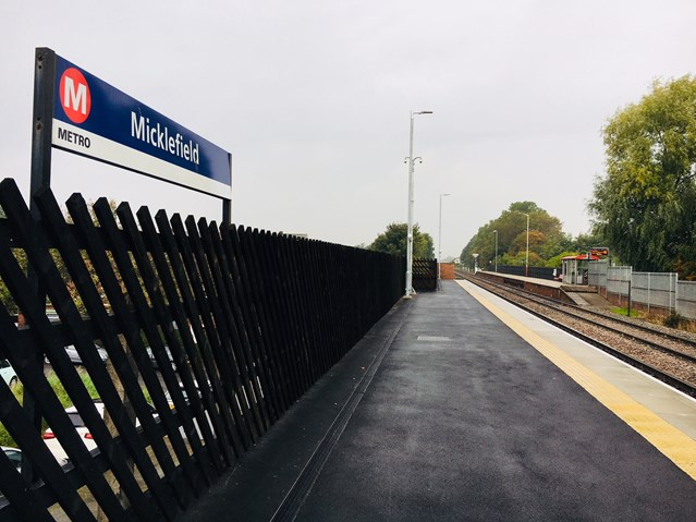 Residents invited to Network Rail drop-in session to find out about plans for Micklefield station: Residents invited to find out more about plans for Micklefield station