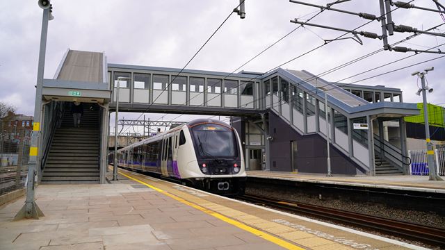 Acton Main Line station latest in the TfL network to be made step-free as upgrade works complete: Acton Main Line station-3