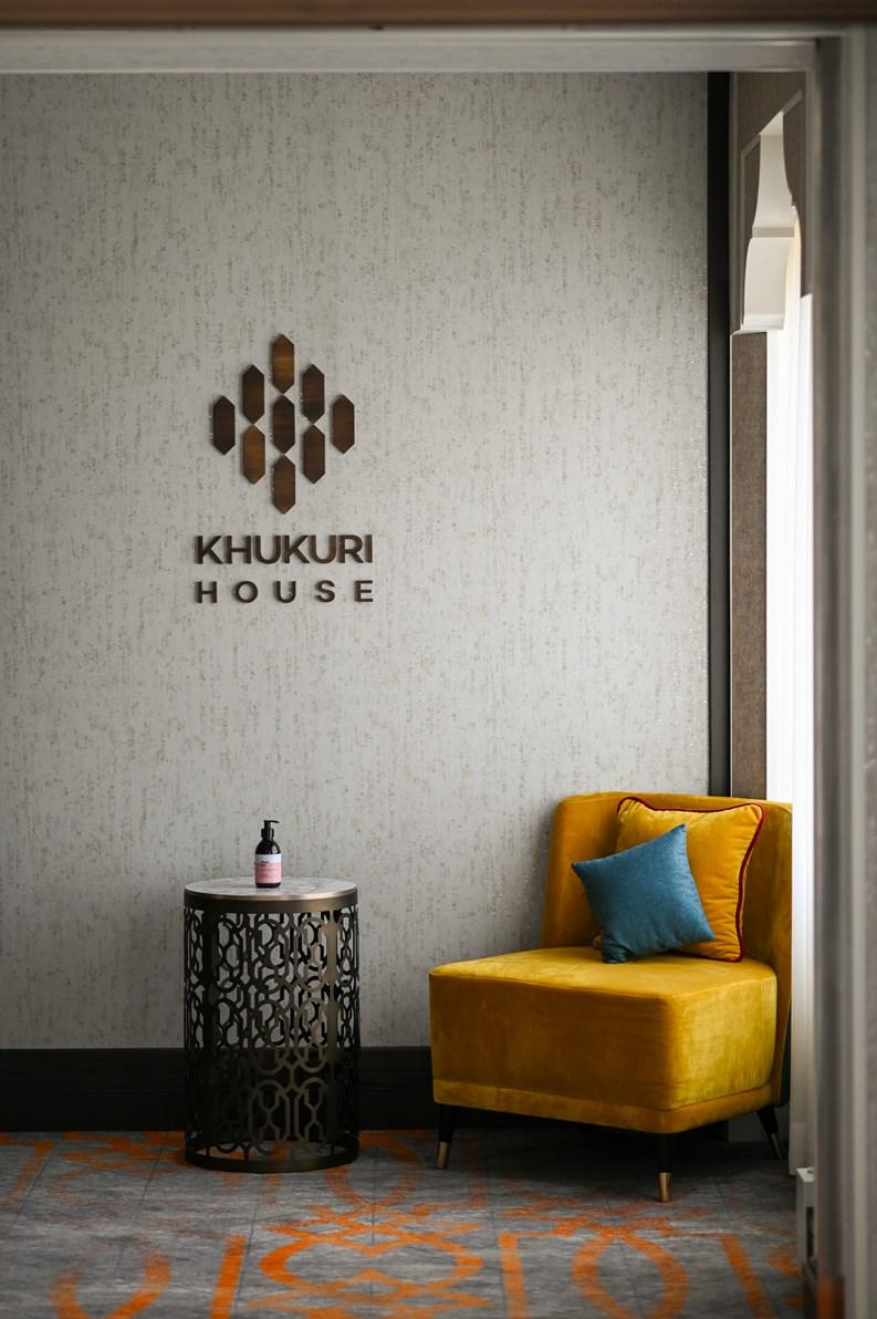 Saga Cruises' Spirit of Adventure - Khukuri House (Nepalese restaurant)
