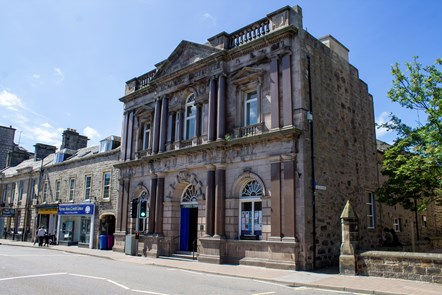 Forres Town Hall a step closer to official community ownership after CAT approval: Forres Town Hall a step closer to official community ownership after CAT approval