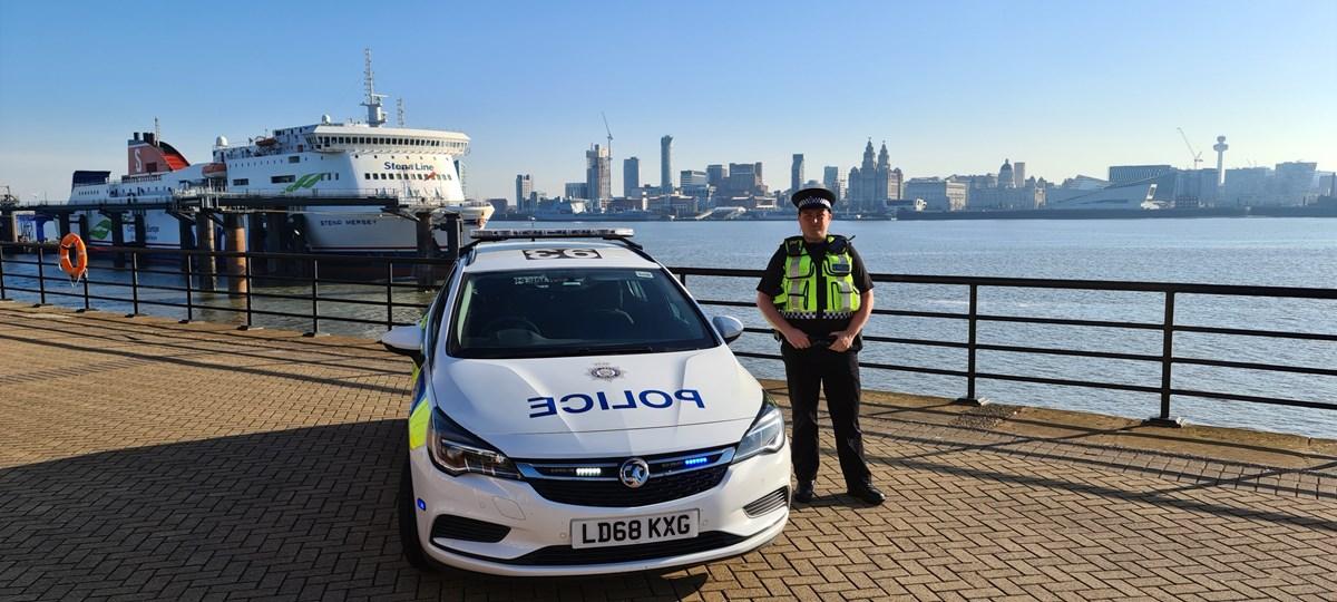 Josh (British Transport Police 1)