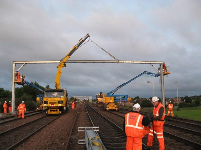Airdrie-Bathgate Rail Link construction_005