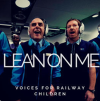 Blue Monday:  Railway flash-mobbers release inspirational song that went viral: Lean on Me