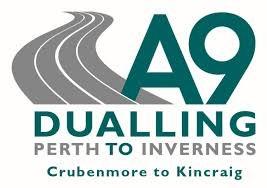 A9 dualling Crubenmore to Kincraig